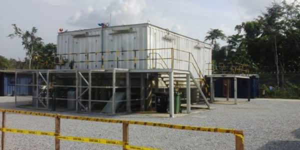 Ground Motor Control Centre-Field Auxiliary Room (MCC-FAR)